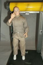 "Austin Powers Large Loose Action Figure - 10"" Dr Doctor Evil"