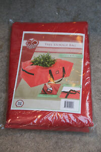 Christmas Tree Storage Bag Santa's Bags Fits Up To 6 To 9 FT Trees #76574 NEW
