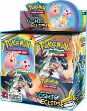 Pokemon Sun & Moon SM12 COSMIC ECLIPSE 36ct BOOSTER BOX SEALED!!