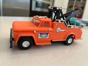 Vintage 1966 Ideal Motorific GMC Towing Wrecker Truck Slot Car