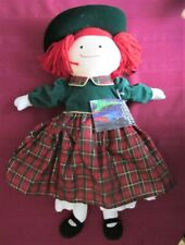 """Madeline 16"""" Eden Christmas Doll with Tags (From Old Stock)"""