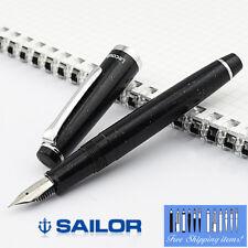 Sailor Fountain Pen Lecoule Morion color Body Fine Nib 11-0311-320 Free Ship!!