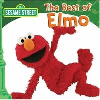 SESAME STREET The Best Of Elmo CD BRAND NEW ABC For Kids
