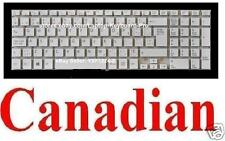 SONY SVF152C29L SVF152A29L Keyboard - Canadian CA  - White