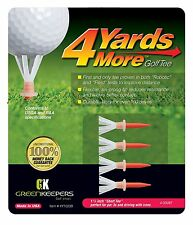 "4 Yards More Golf Tees - Available 1 3/4"", 2 3/4"", 3 1/4"", 4"" and Variety Pack"