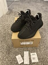 Adidas Yeezy Boost 350 V2 Static Black Non Reflective Size UK 7 Men��s Trainers