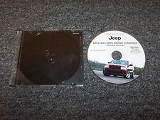 2006 Jeep Grand Cherokee SRT8 Workshop Shop Service Repair Manual DVD 6.1L V8
