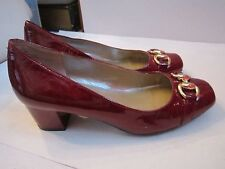 LOT OF 7 LADIES' SHOES - ALL SIZE 7 1/2 - SEE DESIGNER LIST BELOW - PUMPS & MORE