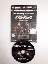 DVD Movies Movie anti-mafia team 2 Palermo today Eighth Pointed