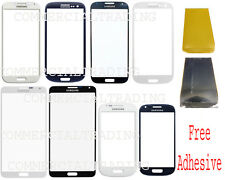 Genuine Replacement Front Glass Digitizer For Samsung Galaxy S4 S3 Mini Note 2 3