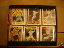 1988 Topps Baseball cards - box of 24 Rack packs