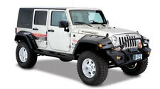 BushwackerPocket Style Fender Flares Jeep Wrangler JK 4 Door  Front & Rear KIT