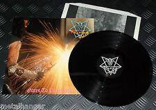 Running Wild 'Gates To Purgatory' 1st Press German '84 Original LP Noise Rare EX