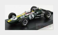 Lotus F1 33 #5 Winner English Gp Jim Clark 1965 WC BRUMM 1:43 R590-LEB Model
