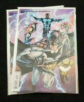 DC COMICS BATMAN AND THE OUTSIDERS #14 SHANE DAVIS VARIANT EDITION