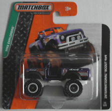 Matchbox - International Scout 4x4 violett Neu/OVP