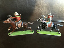 Figurines Quiralu : Far West . cavaliers