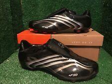 BN Adidas +F50.8 Tunit Blue Soccer Cleats size US 9 8,5 42 2/3 f50 f50.7 adi