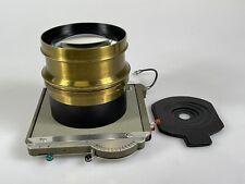 TAYLOR & HOBSON COOKE 460mm F5.6 PORTRAIT LENS Sinar DB Shutter, Waterhouse Stop