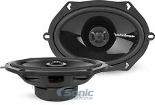 "ROCKFORD FOSGATE PUNCH 240W 5"" x 7"" 2-Way Coaxial Car Stereo Speakers 