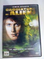 DVD Il cacciatore di alieni (2003)  DVD