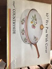 New listing Dansk Countryside 10� Fry Pan With Cover
