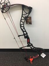 BOWTECH DESTROYER 350 LIMITED  RH 70# BLACK OPS BAREBOW