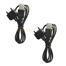 2 NEW HOT! USB Charger Cable for Phone Sony Ericsson w580 w580i w600i w800i