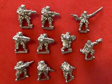 Metal Citadel Warhammer OOP  40k Astra Militarum STORM Trooper Melta Plasma Stg2