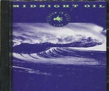 MIDNIIGHT OIL - SCREAM IN BLUE - LIVE on CD