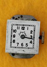 NON WORKING Ladies Vintage Mathey Tissot 17 Jewels Swiss Watch Movement