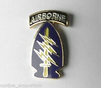 ARMY AIRBORNE SPECIAL FORCES MINI TIE OR LAPEL PIN 1/2 INCH