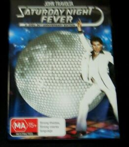 PreOwned DVD - Saturday Night Fever 30th Anniversary Edition [B10]