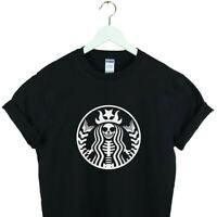 Halloween t shirt skeleton Basic Witch shirt parody unisex womens mens  gift