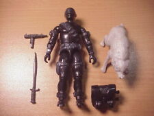 GI JOE - 1985 - SNAKE EYES V2 - ACTION FIGURE - Complete
