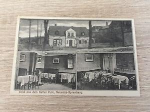AK - Neusalza Spremberg Sachsen - Gruß aus dem Kaffee Cafe Pufe