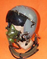 FLIGHT HELMET AIR FORCE PILOT HELMET +OXYGEN MASK YM-6 MMK