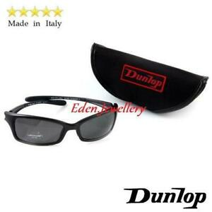 SOLD OUT Genuine DUNLOP SPORT Men Sunglasses 5 Star Quality Made in ITALY DUS215