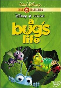 Brand New Disney DVD A Bug's Life (Disney Gold Classic Collection) 2000