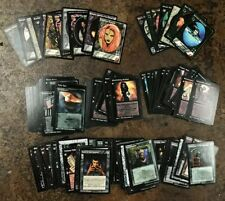 Vampire Jyhad CCG Large Lot 140+ Collectible Card Game Vintage Rare Characters