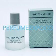 BOTTEGA VENETA Essence Aromatique  Cologne 0.25oz EDC Splash Travel Sample BB09