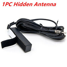 1PC Hidden FM/AM Electronic Amplified Radio Antenna for Car Auto Truck Boat 12V