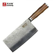 7 inch Chef Knives Damascus steel Chinese Cleaver  VG10 steel steel core