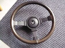 1982 Pontiac Firebird/Trans Am Leather wrapped steering wheel