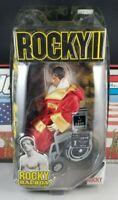Original 2006 Jakks Pacific ROCKY II LIMITED 1/1800 WHEELCHAIR figure MOC figure