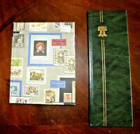 CatalinaStamps: Stamp Collector's Stock Albums, Lot of 2, HECO & Kubb, Lot E