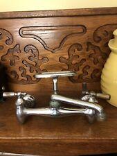 Antique Vintage Kitchen-sink mixing faucet victorian deco pantry farmhouse