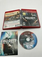 Sony PlayStation 3 PS3 CIB Complete Tested Call of Duty Black Ops GH