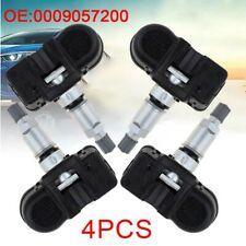 4PCS TPMS Tire Pressure Sensor A0009057200 Fits Mercedes-Benz Smart C E S CL CLA