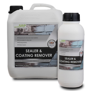 Sealer and Coating Remover, Sealer / Paint Stripper, Epoxy Grout Haze Remover 1L